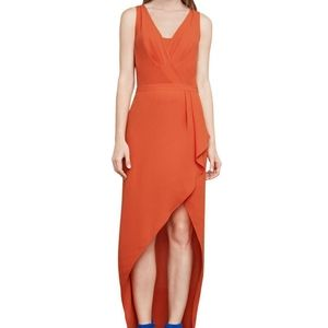 NWT - BCBG Tobyn Dress in Saffron